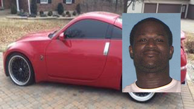 Police confirmed car found on Illinois Ave. in south St. Louis belongs to missing St. Charles Co. man, James M. Schroeder (Credit: St. Charles County Police Department)
