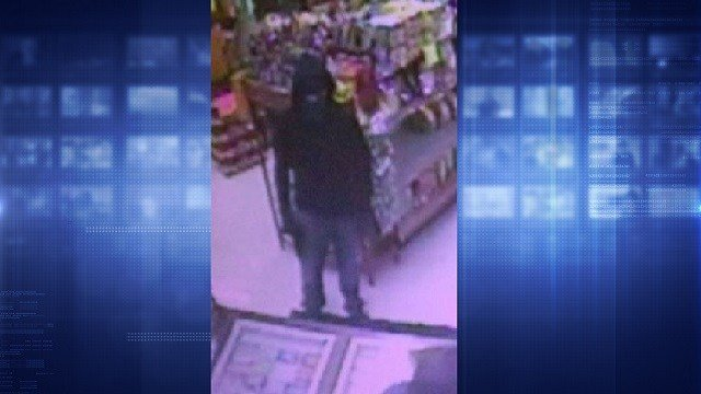 Police are searching for this suspect. (Credit: Madison County Sheriff's Office)