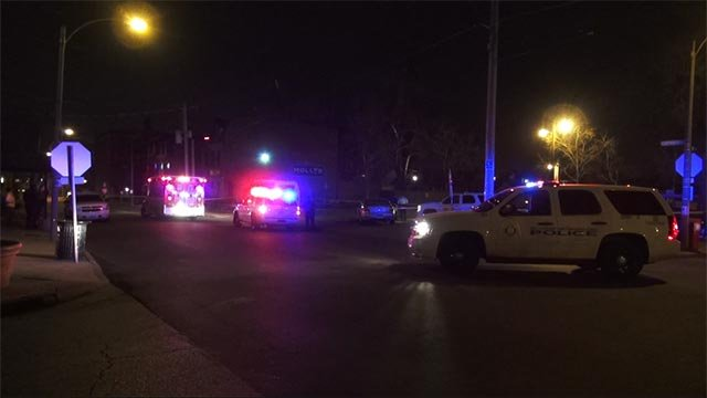 A man was fatally shot in the 1800 block of South Ninth Street in Soulard early Thursday morning (Credit:KMOV)
