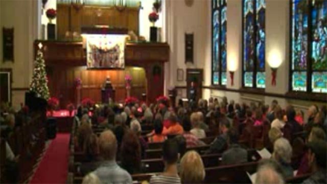 Fathers from across the country will gather in Webster Groves Friday night (Credit: KMOV)
