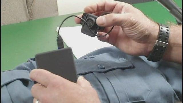 Body camera (Credit: KMOV)