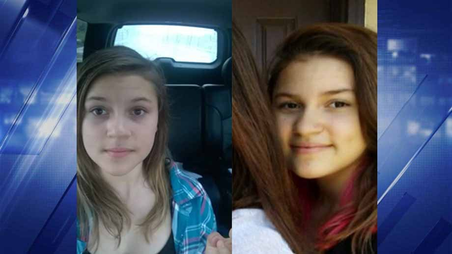 Police say Victoria Whitlock, 13, was last seen at her father's home in St. Charles on March 5. Police believe she may be with Dillain Reed who is 16-19-years-old. Credit: St. Charles County PD