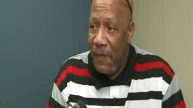 Willie Davis was tested for colon cancer after seeing a sign with the symptoms at Christian Hospital (Credit: KMOV)
