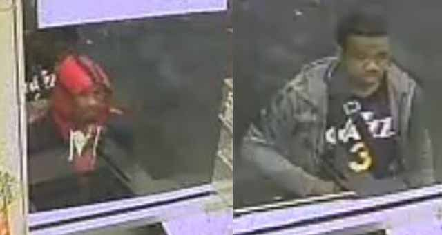 These two are wanted in connection to two South City robberies that occurred on March 6. Credit: SLMPD