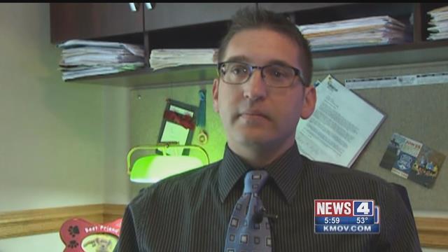 Part-time Old Monroe Mayor Michael Padella