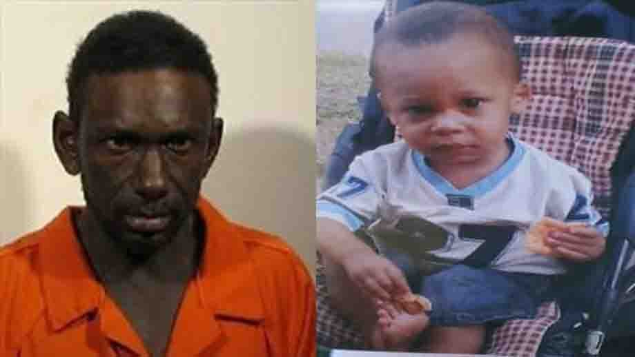 John Holmon was sentenced to 70 years in prison in the death of 21-month-old Jaesean Rusher (KMOV)