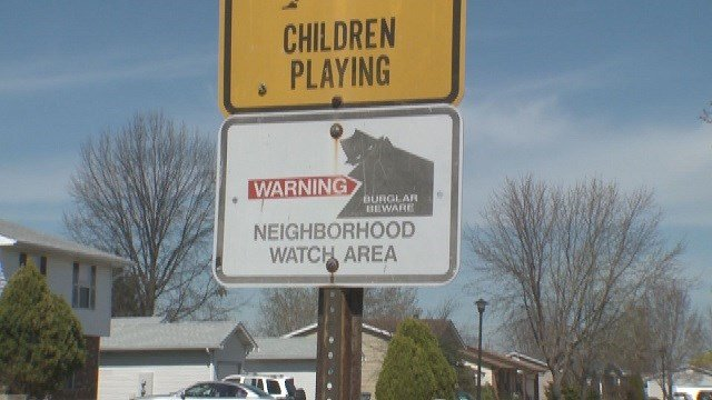 St. Charles County Police are asking subdivisions to join its neighborhood watch program. (Credit: KMOV)