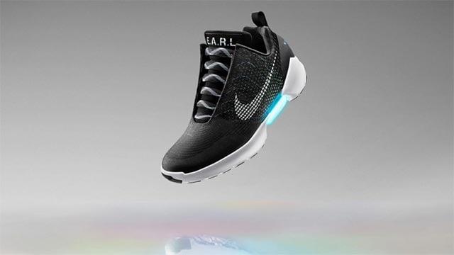 Nike's 'adaptive' lace shoe (Credit: Nike)