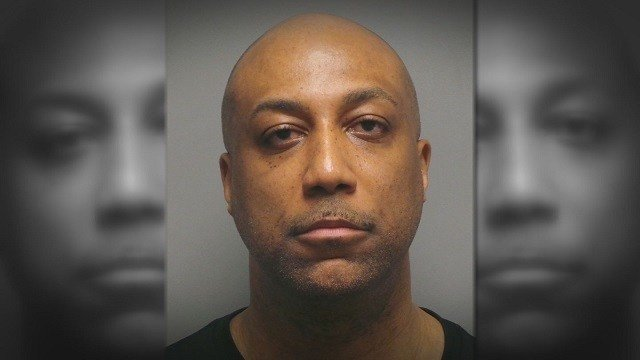Marlin Brimm charged for videotaping women through or underneath their clothing at Plaza Frontenac (Credit: Frontenac Police Department)