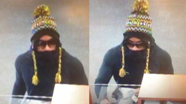 Police believe this man robbed a PNC Bank on Gravois in Affton on March 24. Credit: STL County PD