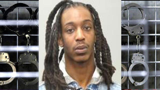 Mikal Hamilton, 24, is charged with first-degree involuntary manslaughter and leaving scene of motor vehicle accident.