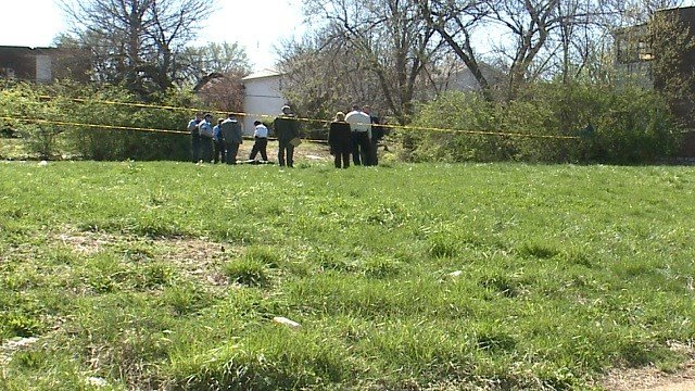 A man was found shot and killed in North St. Louis Monday afternoon. (KMOV-TV)