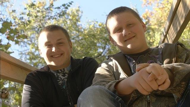 Blake (R) & Cole (L) (Credit: Family photo)