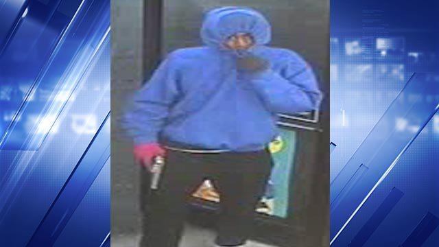 A $500 reward is being offered for information leading to the arrest of this suspect (Credit: Shiloh Police Department)