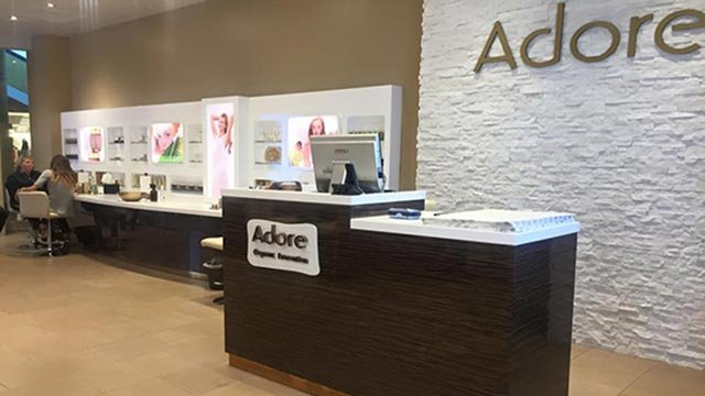 The Adore store at West County Center in Des Peres (Credit: Better Business Bureau)