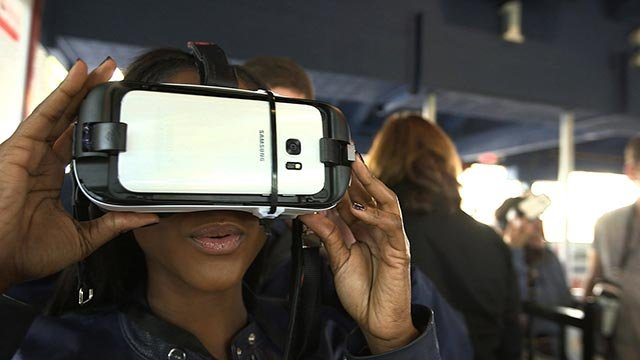 Virtual reality (Credit: CNN)