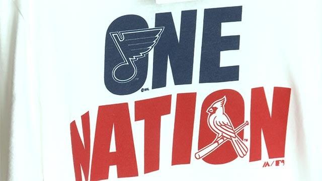 One Nation shirt (Credit: KMOV)