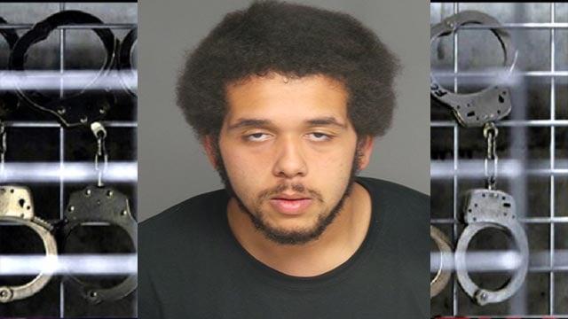 Tyler Jackson is accused of stealing from unlocked vehicles in Kirkwood (Credit: Kirkwood Police Department)