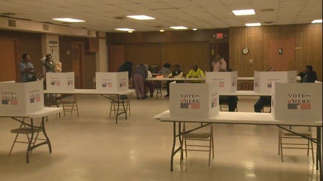 Many Berkeley political office candidates and voters were upset with the ballots not being properly prepared Tuesday. (Credit: KMOV)