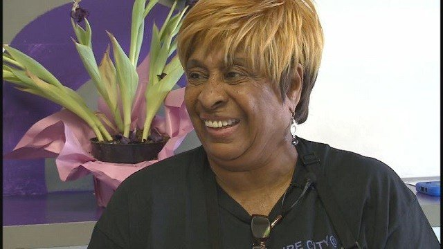 Miss Deb has been in the restaurant business for 30 years. (Credit: KMOV)