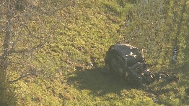 Bradley Shelburg died after crash on Highway 50 near Lebanon on April 12 (Credit: KMOV)