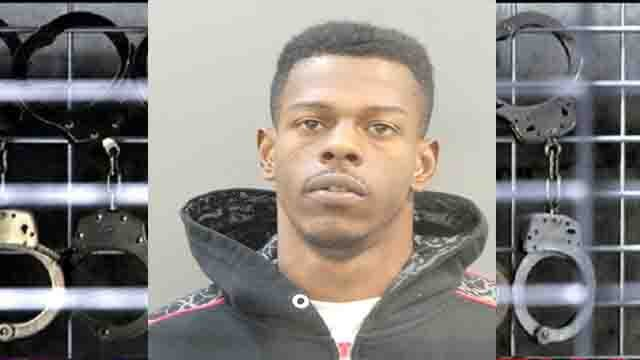 Darrion Dardon is accused of fatally shooting Isiah Harris outside the Old Courthouse (Credit: KMOV)