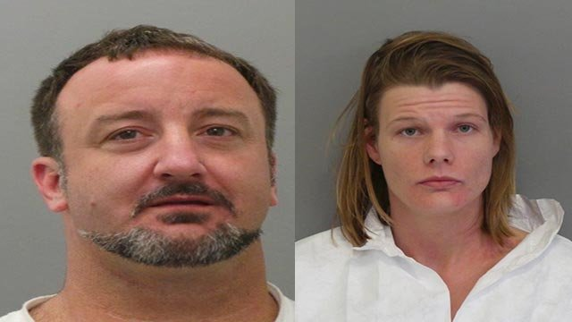 Terry Roderick, 42, and 29-year-old Brittany Golden each with four counts of first-degree statutory sodomy.