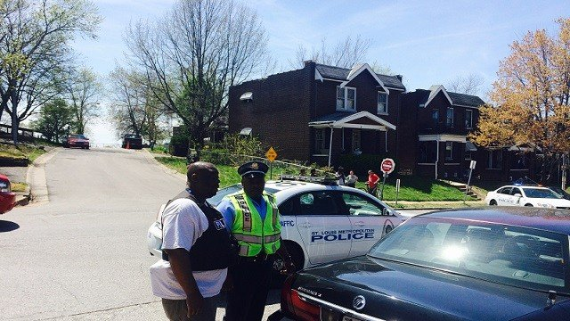 Police responded to the 4700 block of South Compton Avenue for a homicide. (Credit: KMOV)