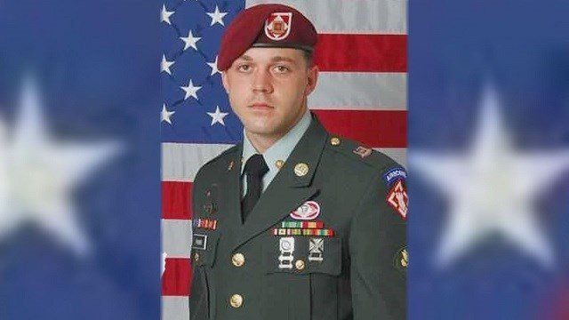 Fallen Army Sergeant Zachary Fisher (Credit: The family of Zachary Fisher)