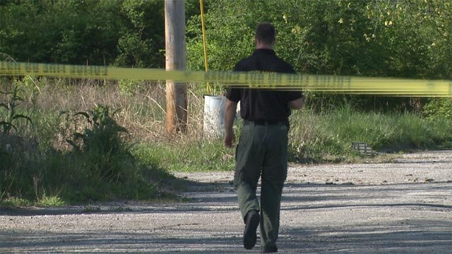 Investigation underway after homicide in East St. Louis Sunday (Credit: KMOV)