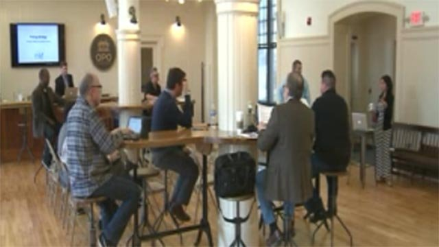Inside OPO Startup in St. Charles County (Credit: KMOV)