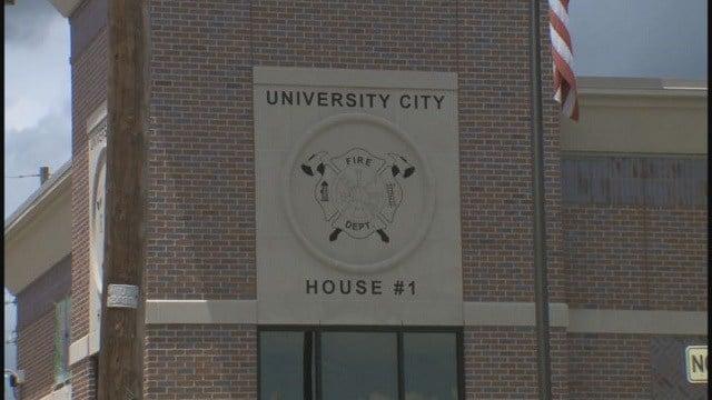 University City Fire Department House #1 (Credit: KMOV)