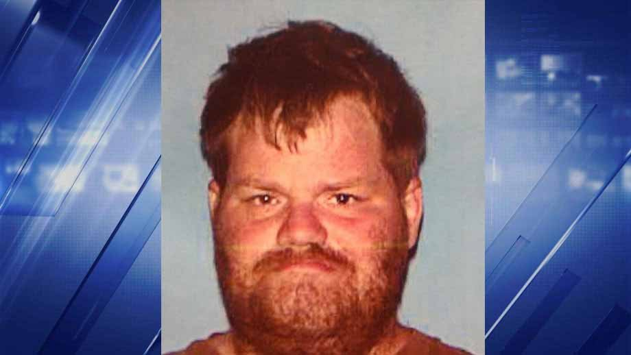 """Christopher """"Kyle"""" Miller, 36, from Louisiana, Mo. was last seen in Troy, Mo on April 7. Authorities say he is emotionally disturbed. Credit"""" Louisiana, Mo. PD"""