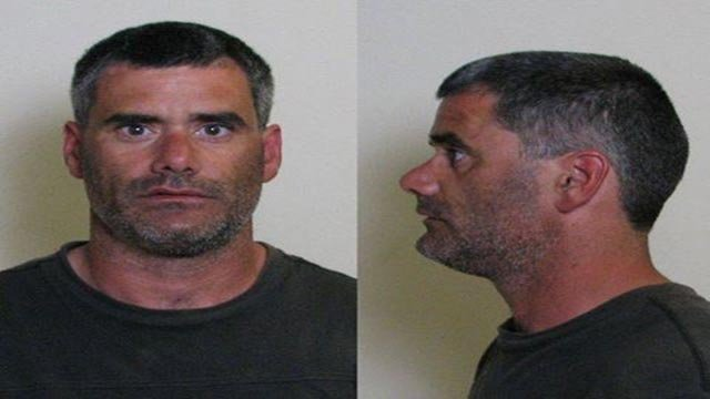 James Lopes was arrested on a trespassing charge near Livingston (Credit: Madison County Sheriff's Office)