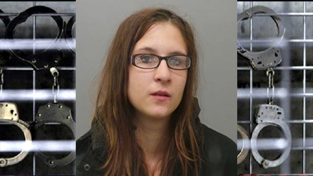 Nicole Jefferson is accused of first-degree robbery and armed criminal action