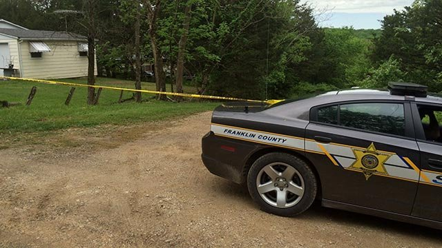 Authorities responded after a Franklin County girl was found dead inside her home Wednesday (Credit: KMOV)