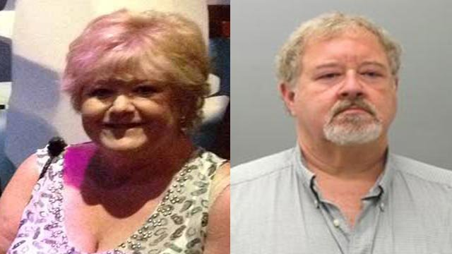 John McLaughlin has been charged with second-degree murder after his wife's remains were found (Credit: Police)