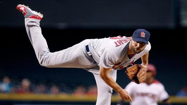 Adam Wainwright (Credit: AP Images)