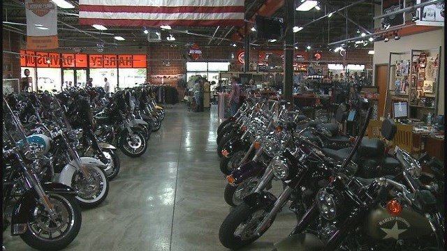 It's the time of the year where more motorcyclists are on the road. (Credit: KMOV)