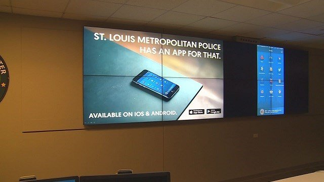 SLMPD crime app (Credit: KMOV)