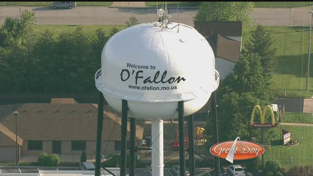 The City of O'Fallon, Missouri. (Credit: KMOV)
