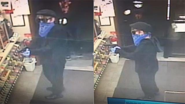 Anyone with information regarding the robbery should contact the Madison County Sheriff's Office (Credit: Madison County Sheriff's Office)