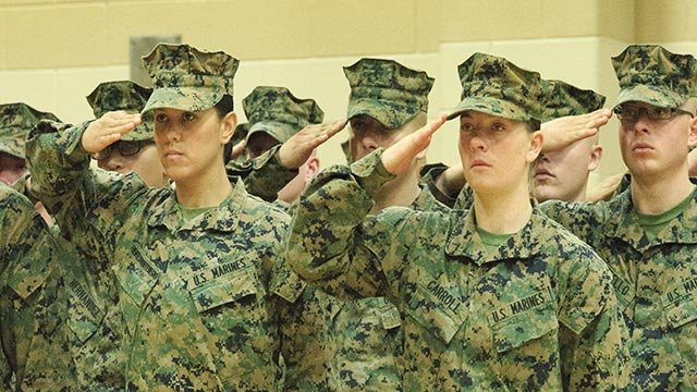 (Credit: U.S. Marines / Department of Defense)