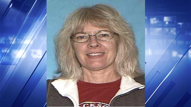 Adrienne K. Ptacek, 57, was last seen June 17. (Credit: Jackson, Mo. Police)