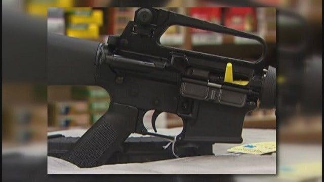 Assault weapon (Credit: KMOV)