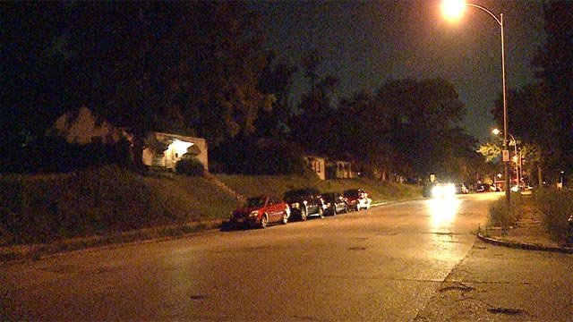 A man was shot multiple times at Robin and Lillian on June 21 (Credit: KMOV)
