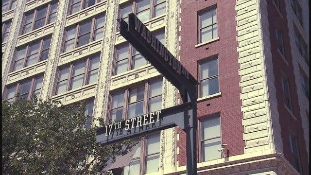 17th Street and Washington Avenue (Credit: KMOV).