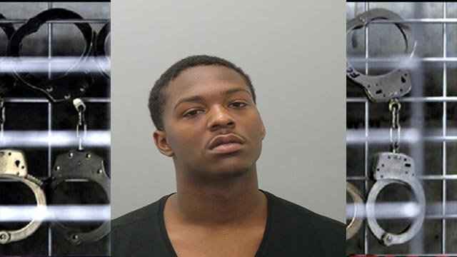 Tyrunne Johnson is accused of attempting to flee from a Florissant police officer (Credit: Florissant Police Department)