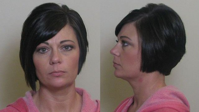 Amy Mueller is accused of using money meant for those in need and spending on vacations and restaurants. Credit: Highland Police