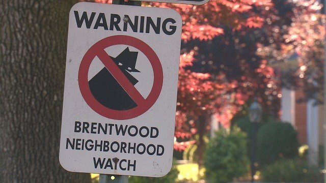 Brentwood Neighborhood Watch (Credit: KMOV)